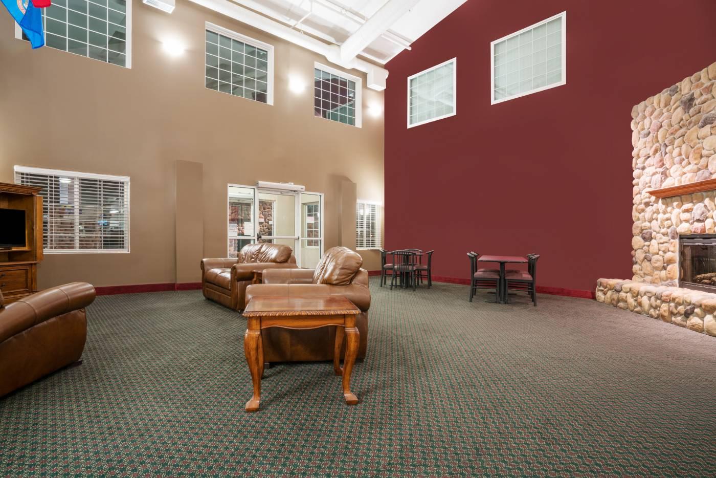 Governors' Inn Lobby