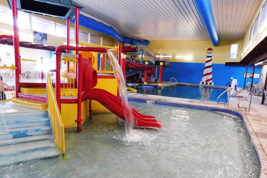 Governors' Inn days inn Casselton ND waterpark