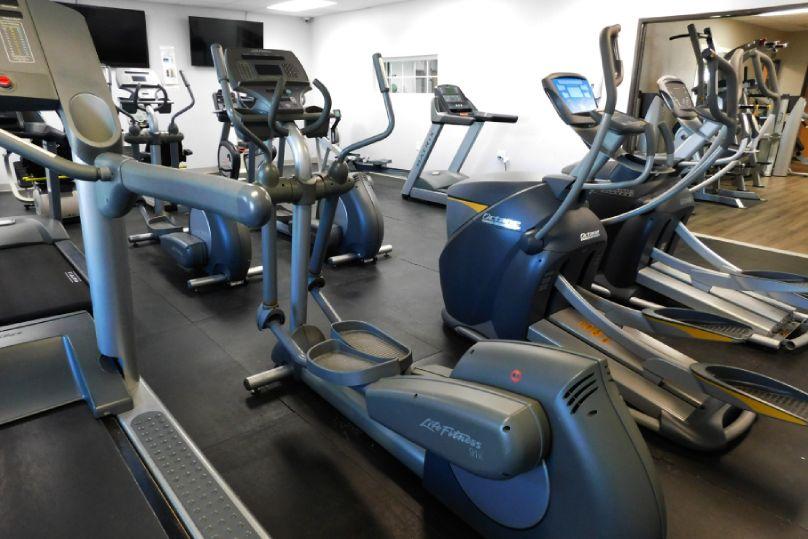 Governors' days inn Casselton ND fitness center
