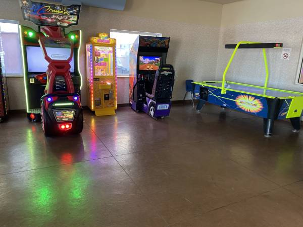 governors arcade