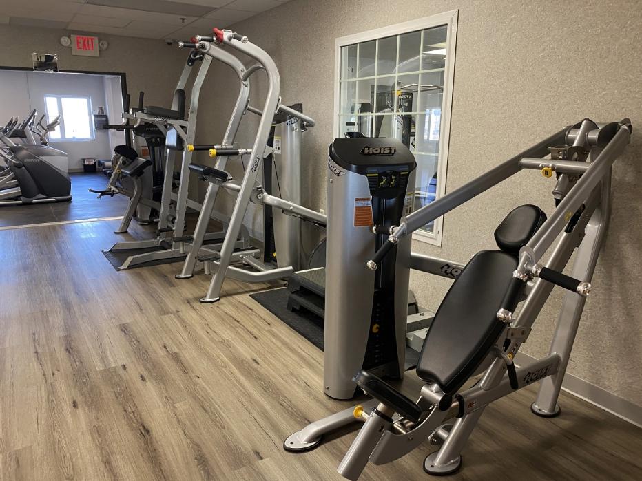governor's fitness center