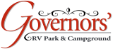 Governors' RV Park in Fargo