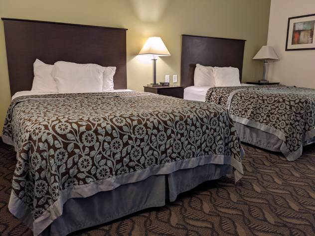 Double Bed Room in North Dakota
